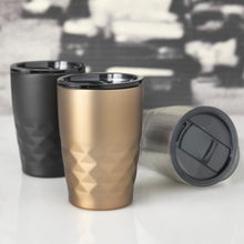 Load image into Gallery viewer, Geo Insulated Tumbler 350ml