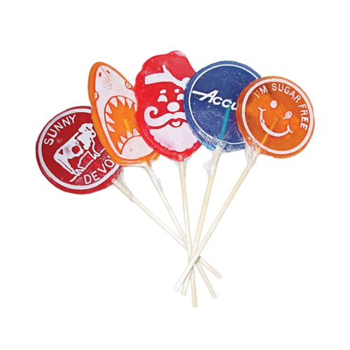 Giant Moulded Lollipops