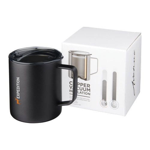 Rover Copper Vacuum Insulated Mug 420ml