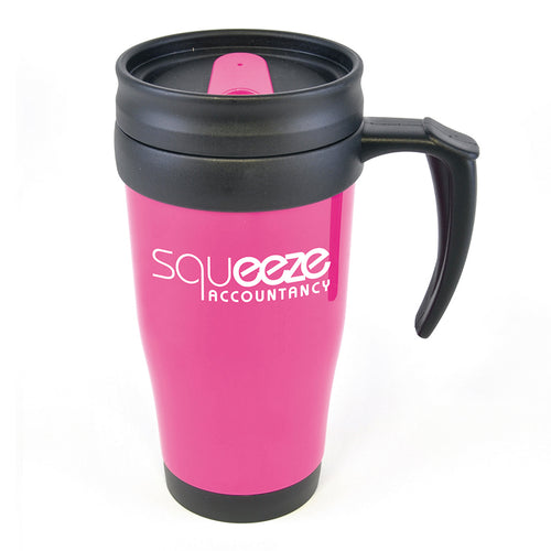 Insulated Travel Mug 400ml