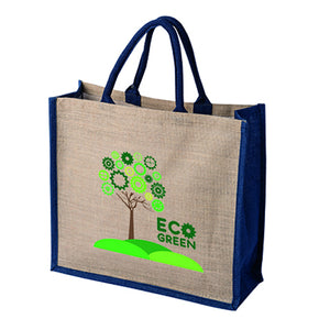 Large Exhibition Jute Bag