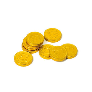 Chocolate Coins Small Paint Tin