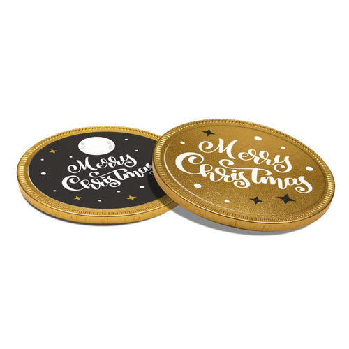 Chocolate Medallion 125mm