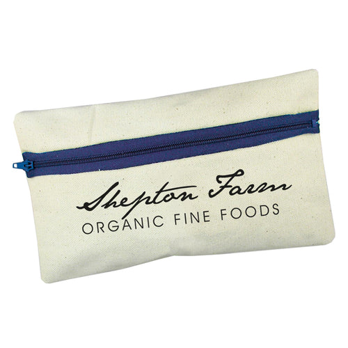 Organic Cotton Pencil Case 10oz