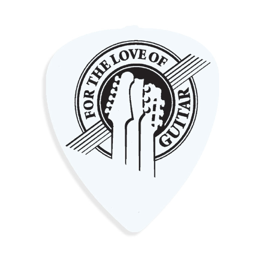 Eco Plectrum (White)