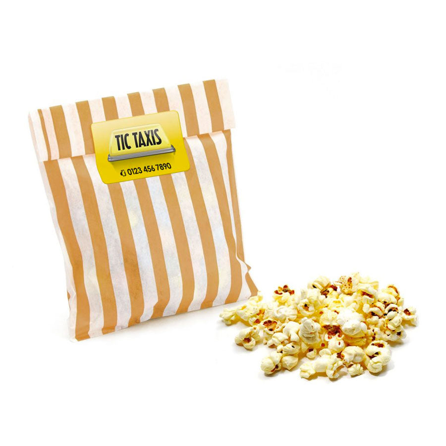 Salted Popcorn Candy Bag