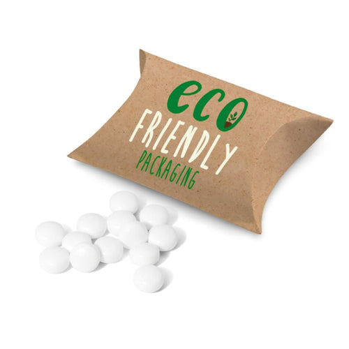 Eco Small Pouch Box Rainbow Mints
