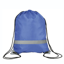 Load image into Gallery viewer, Reflective Drawstring Bag