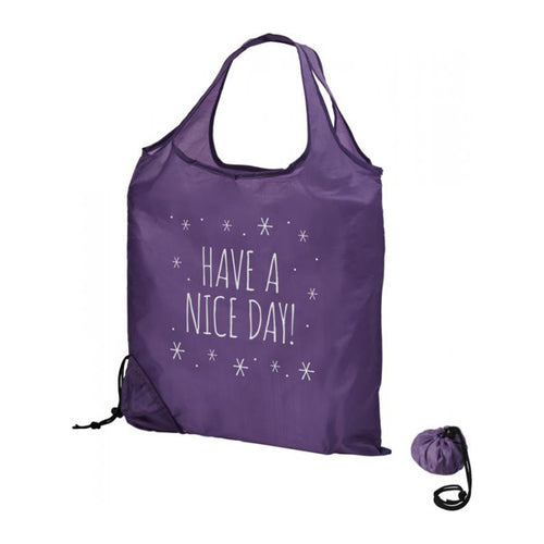 Scrunchy Shopping Bag