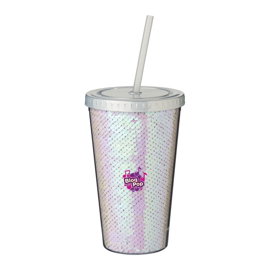 Sequin Tumbler 470ml