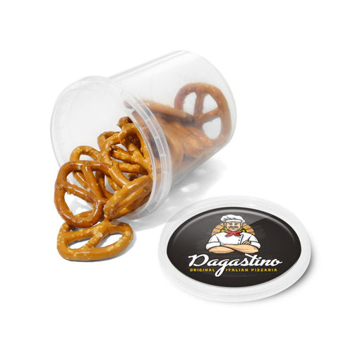 Pretzels Snack Pot