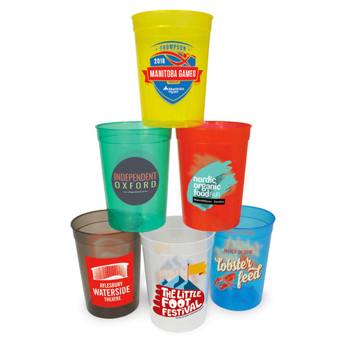 Translucent Stadium Cup 340ml
