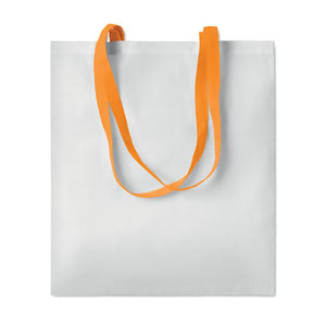 Coloured Handle Cotton Bag