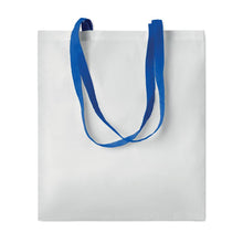 Load image into Gallery viewer, Coloured Handle Cotton Bag