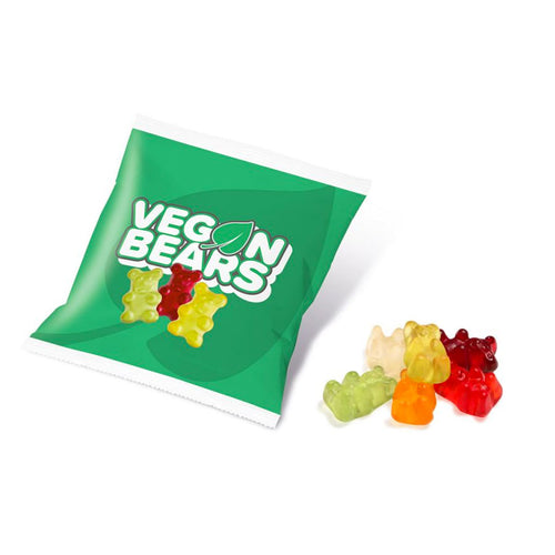 Vegan Bears Flow Bag 10g