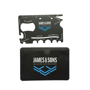 Wallet Mate Multi Tool