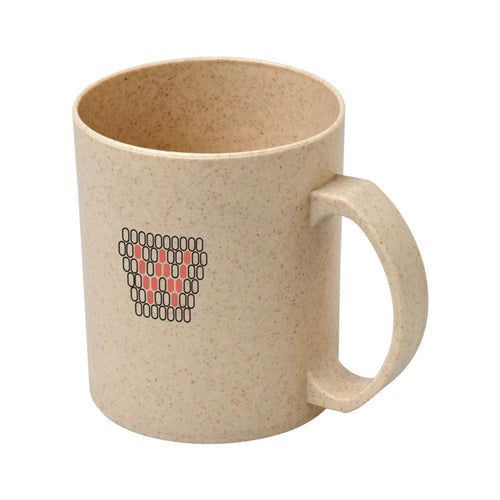 Pecos Wheat Straw Mug 350ml