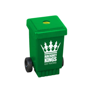 Recycled Wheelie Bin Pencil Sharpener