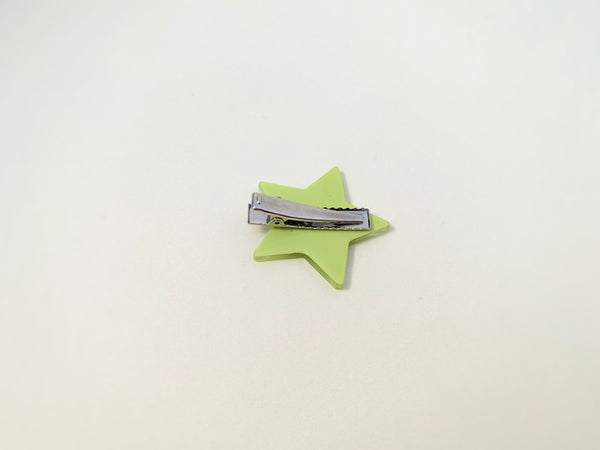 bowie star clip-powerbait green