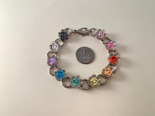 [Made To Order] Daisy Chain Bracelet-So Happy