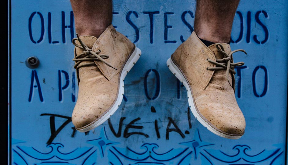 5 occasions where you should wear cork footwear