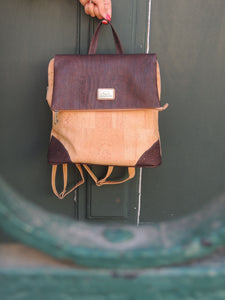 Cork Backpacks – This summer take the nature at your back