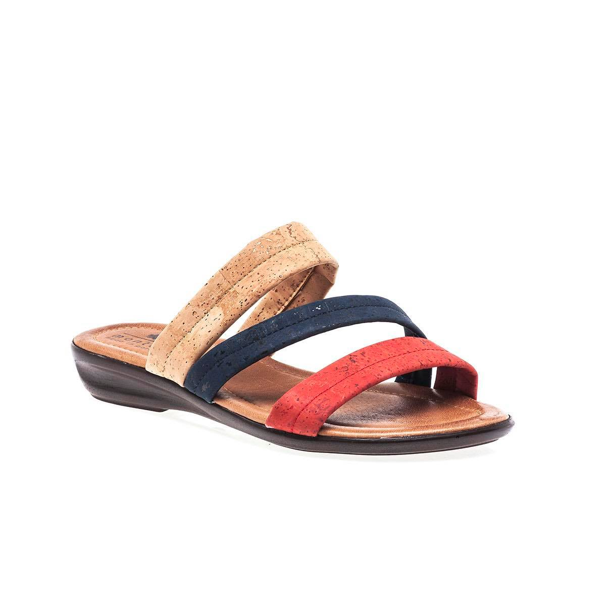 Strap Tommy Cork Sandals