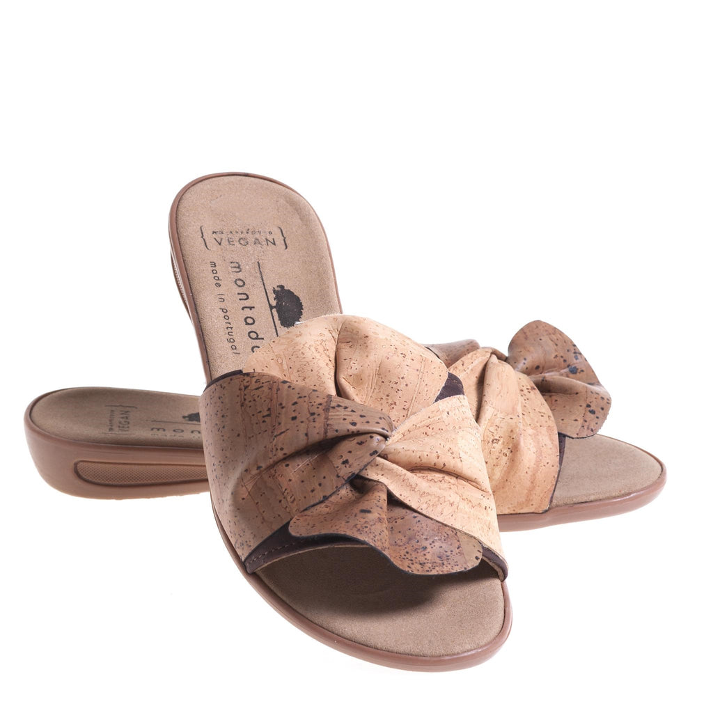 Vegan Cork Sandals Ferrero