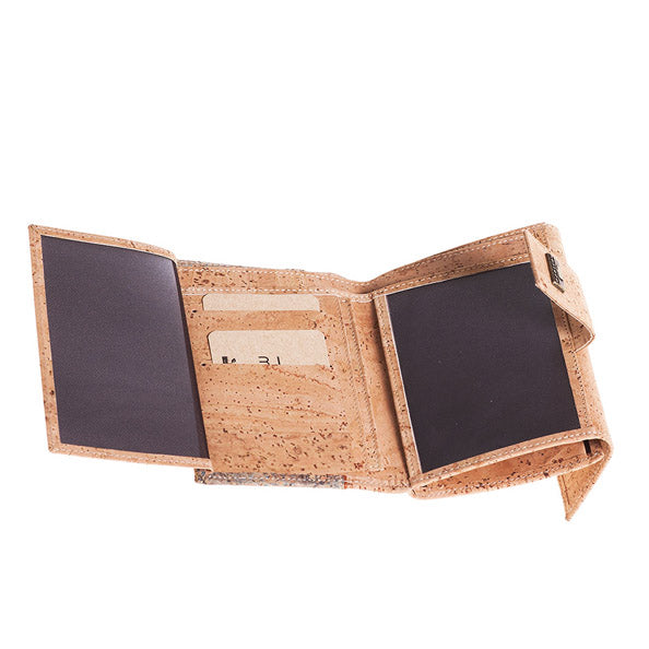 Ladies Cork Wallet Mapa II