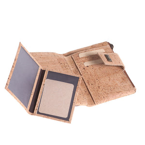 Ladies Cork Wallet Mapa