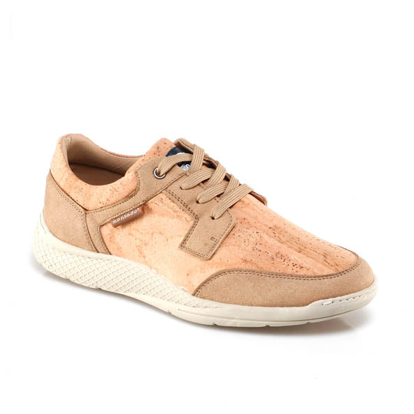 Zapatillas Corcho Natural Stevens