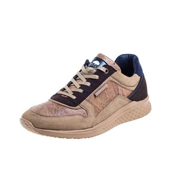 Cork Brown Stevens Sneakers