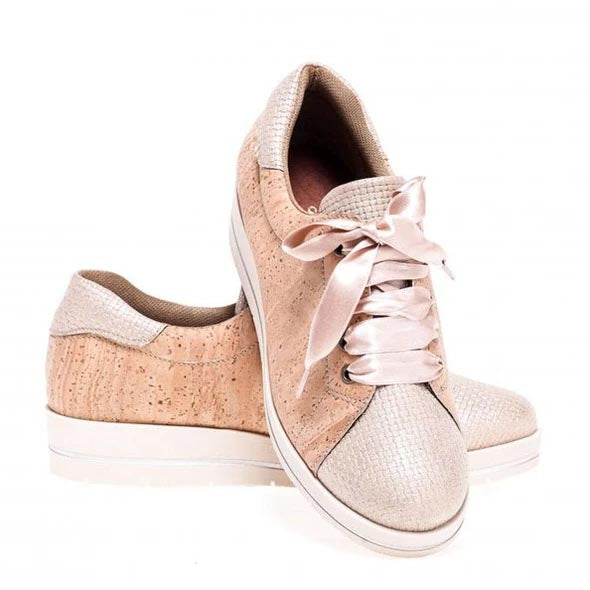 Vegan Cork Sneakers Tejo