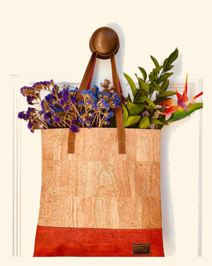 Shopping Cork Bag - cultura-portuguesa