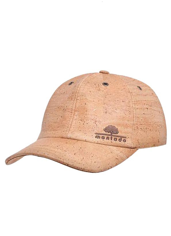 Natural Cork Baseball Cap