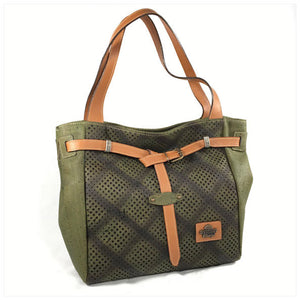 Green Dallas cork Bag