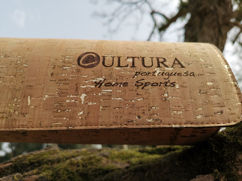 Cork Yoga Mat Gold -Home Sports - Made in Portugal