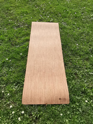 Cork Yoga Mat Natural - Home Sports - Made in Portugal