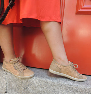 Low Top Cork Sneakers - cultura-portuguesa