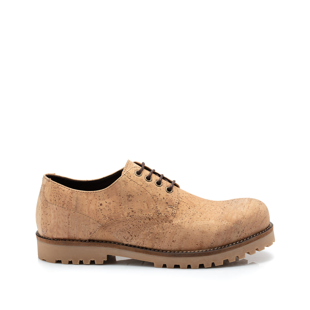 Cork Shoes Oxford Terrain