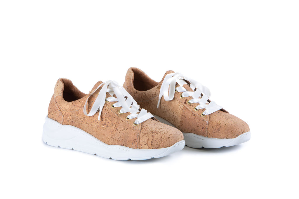 Shiraz | Cork Sneakers