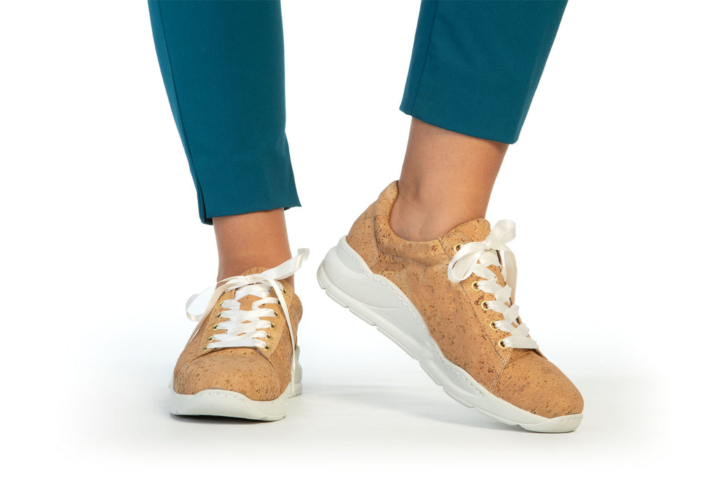 Shiraz Cork Sneakers