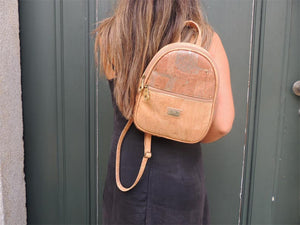 Small Mapa Vegan Backpack - cultura-portuguesa