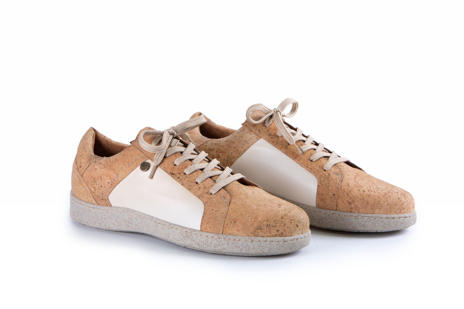 The White Americano | Cork Shoes