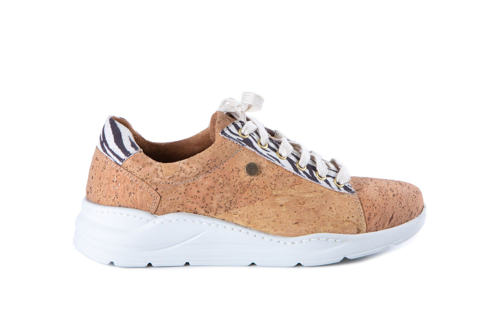 The Wilde | Cork Sneakers