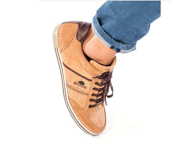 Casual Cork shoes Vez made in Portugal