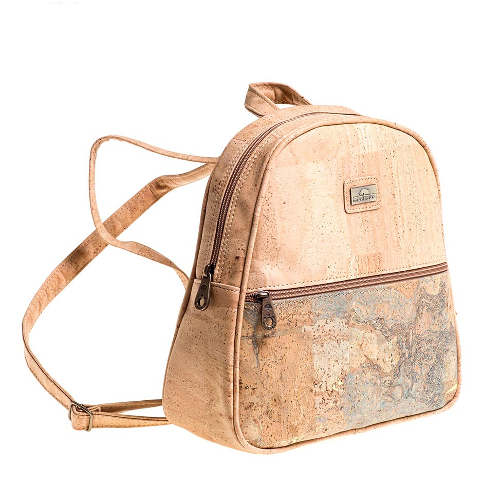 Cork Backpack Low Mapa