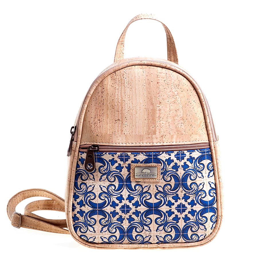 Cork Backpack Low Tile