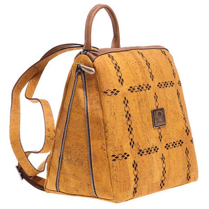 Yellow Cork Backpack