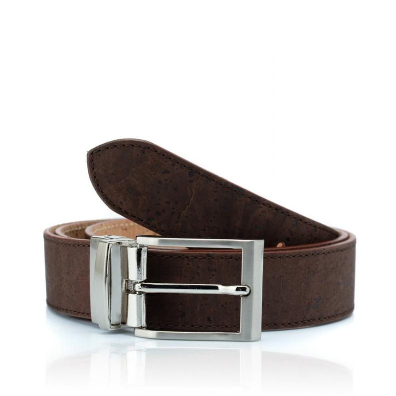 Cork Reversible Belt | Vegan Belt
